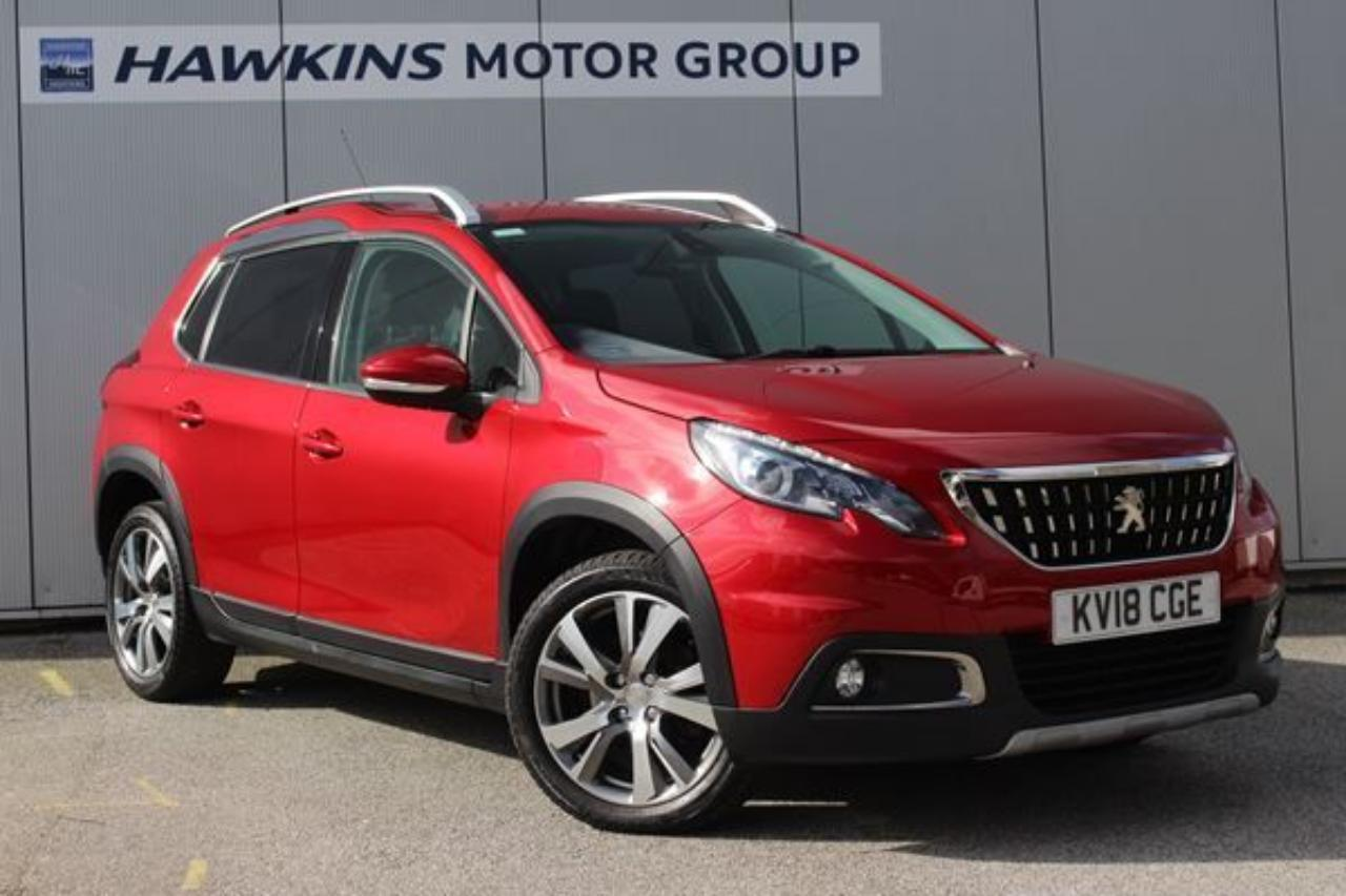 Peugeot 2008 1.2 PureTech Allure 130**HOME DELIVERY AVAILABLE**