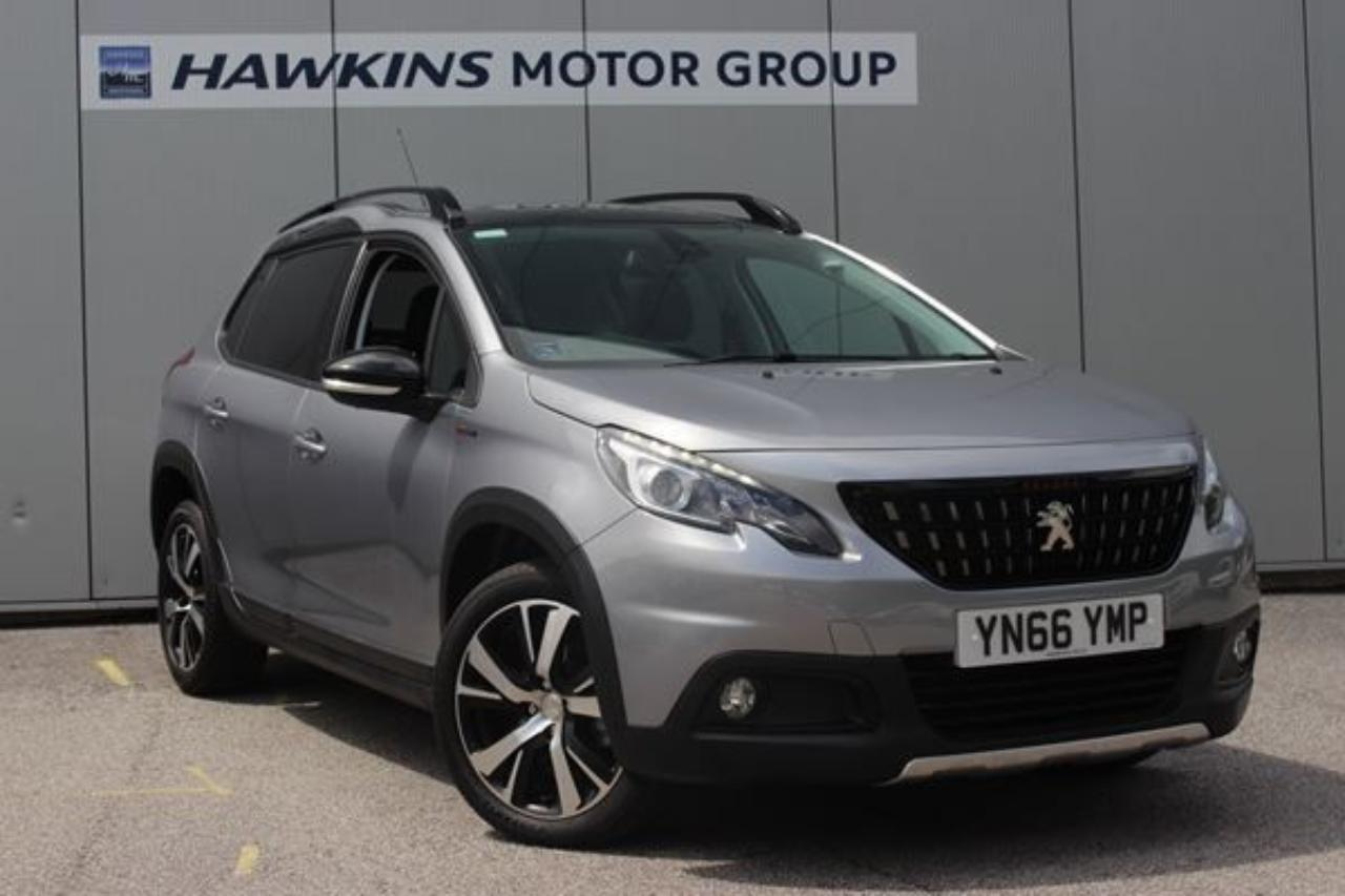 Peugeot 2008 1.6 BHDi GT Line 100 **HOME DELIVERY AVAILABLE**