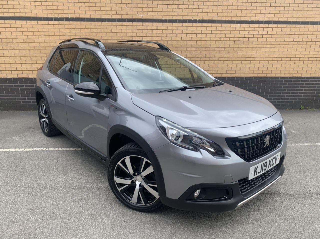 Peugeot 2008 1.5 BlueHDi 100 GT Line 5dr [5 Speed]