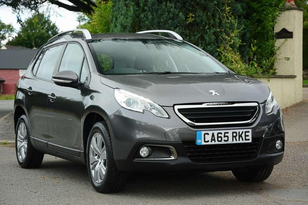 Peugeot 2008 1.6 BlueHDi Active 5dr