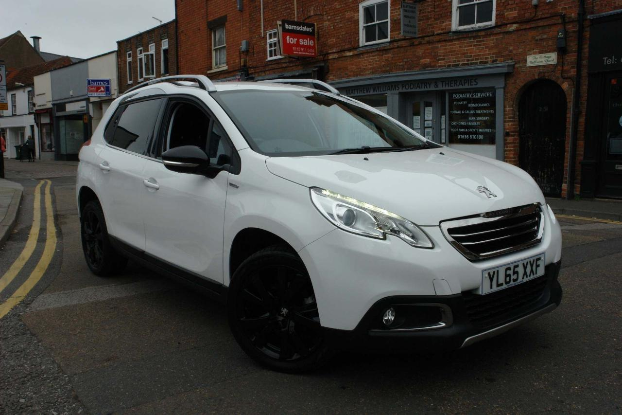 Peugeot 2008 1.6 BlueHDi Urban Cross (s/s) 5dr