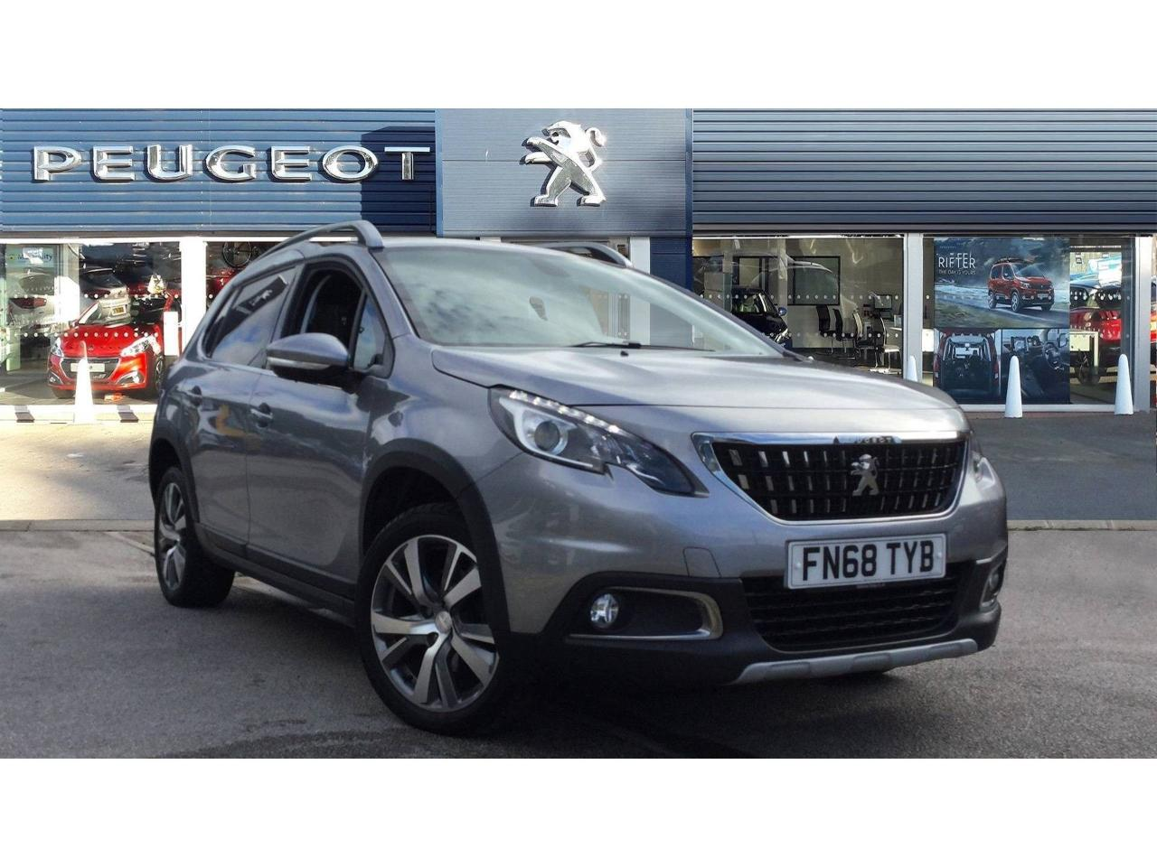 Peugeot 2008 1.5 BlueHDi 100 Allure 5dr Diesel Estate