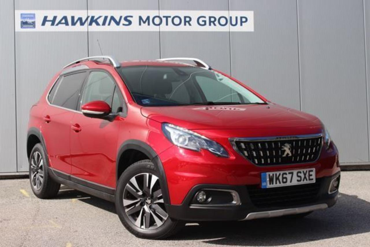 Peugeot 2008 1.2 PureTech Allure 82 *AUTO LIGHTS & WIPERS!*