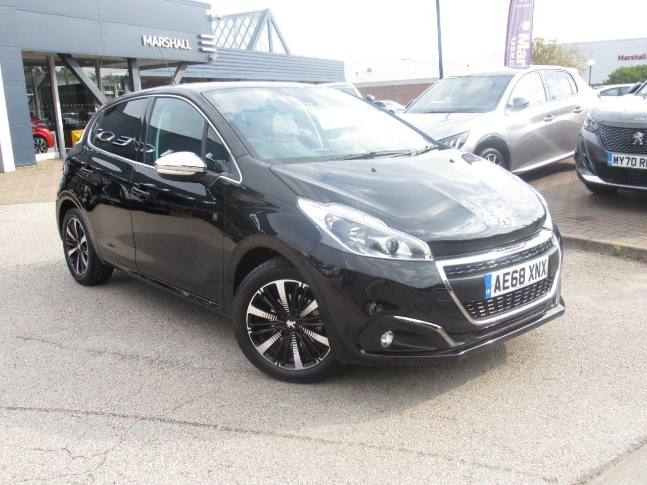 Peugeot 208 1.2 PureTech 82 Tech Edition 5dr [Start Stop]