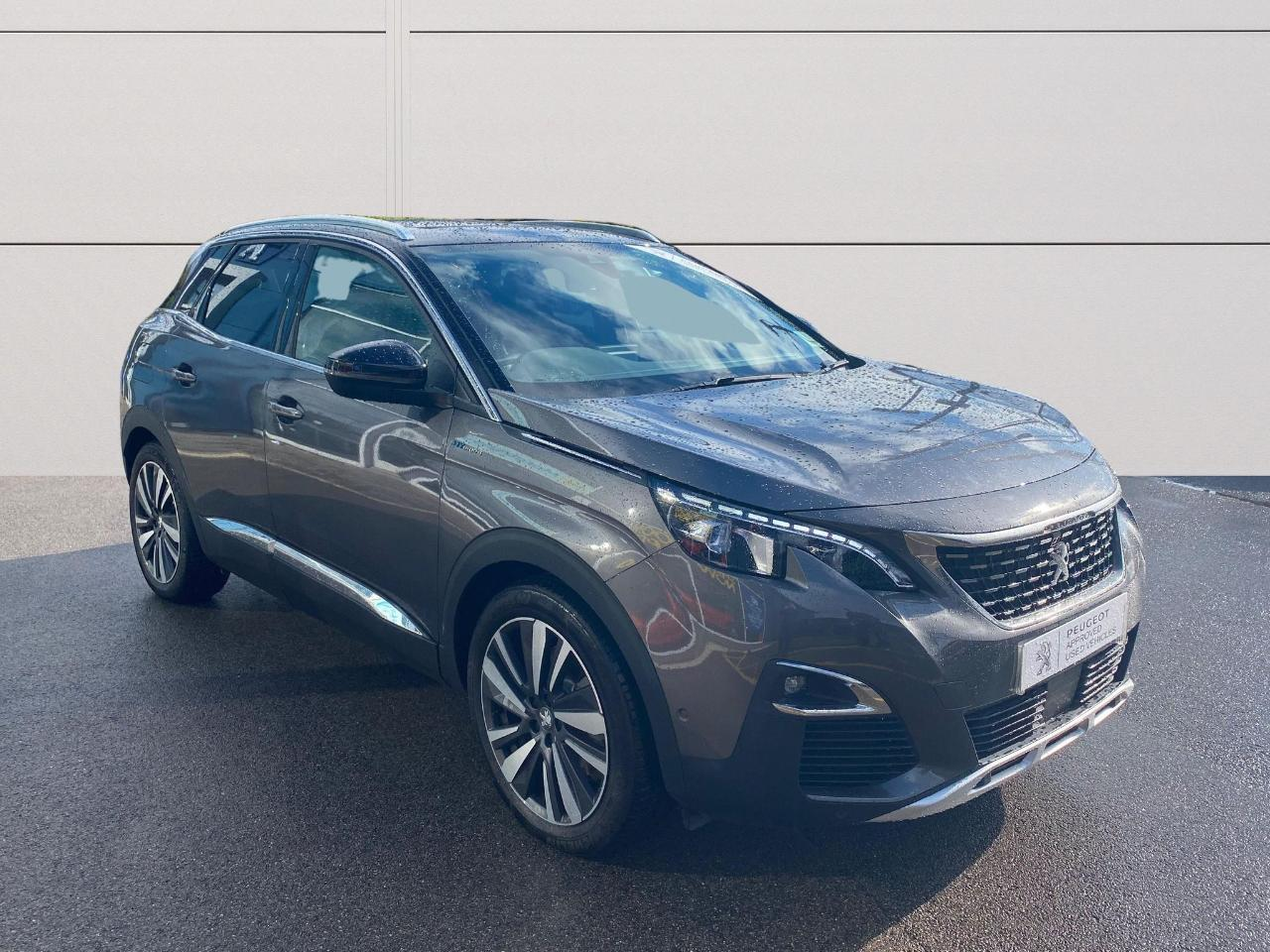 Peugeot 3008 1.6 13.2kWh GT SUV 5dr Petrol Plug-in Hybrid e-EAT