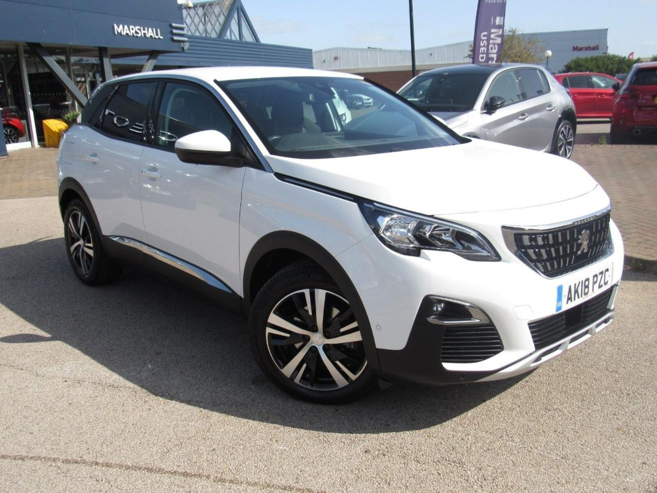 Peugeot 3008 1.6 THP Allure 5dr EAT6