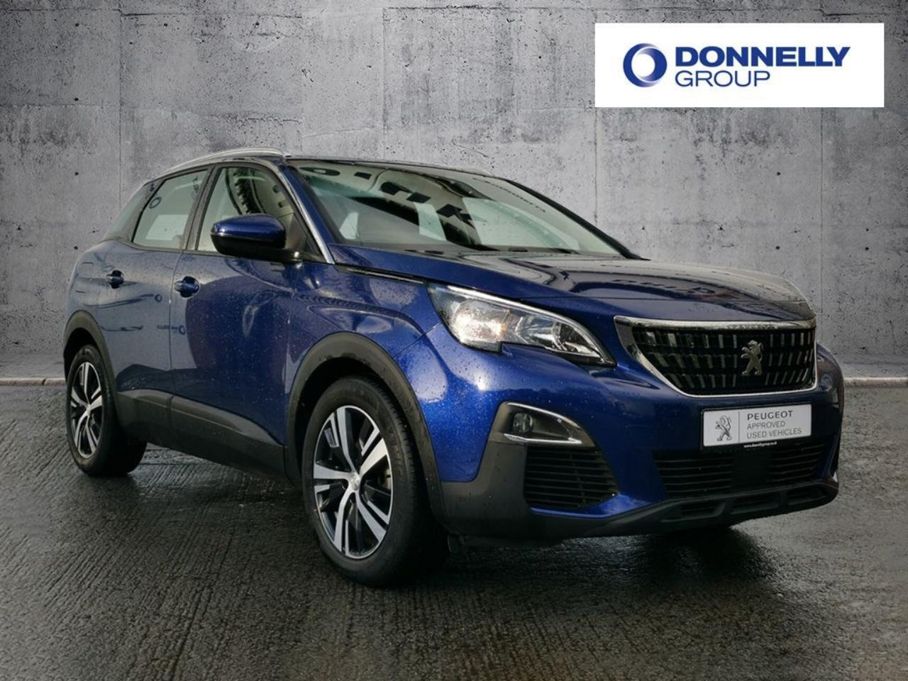 Peugeot 3008 1.5 BlueHDi Active 5dr