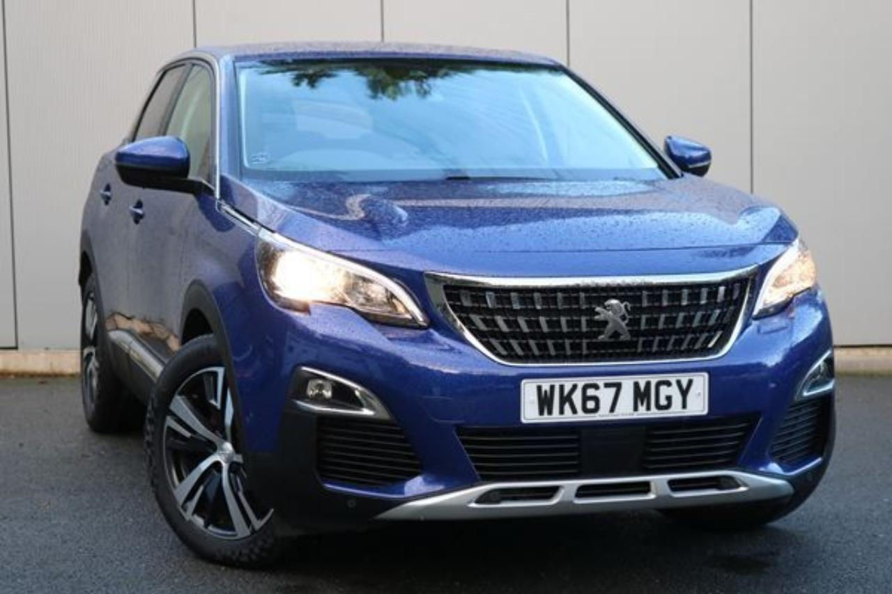 Peugeot 3008 1.6 BHDI 120  Allure * One Local Owner *
