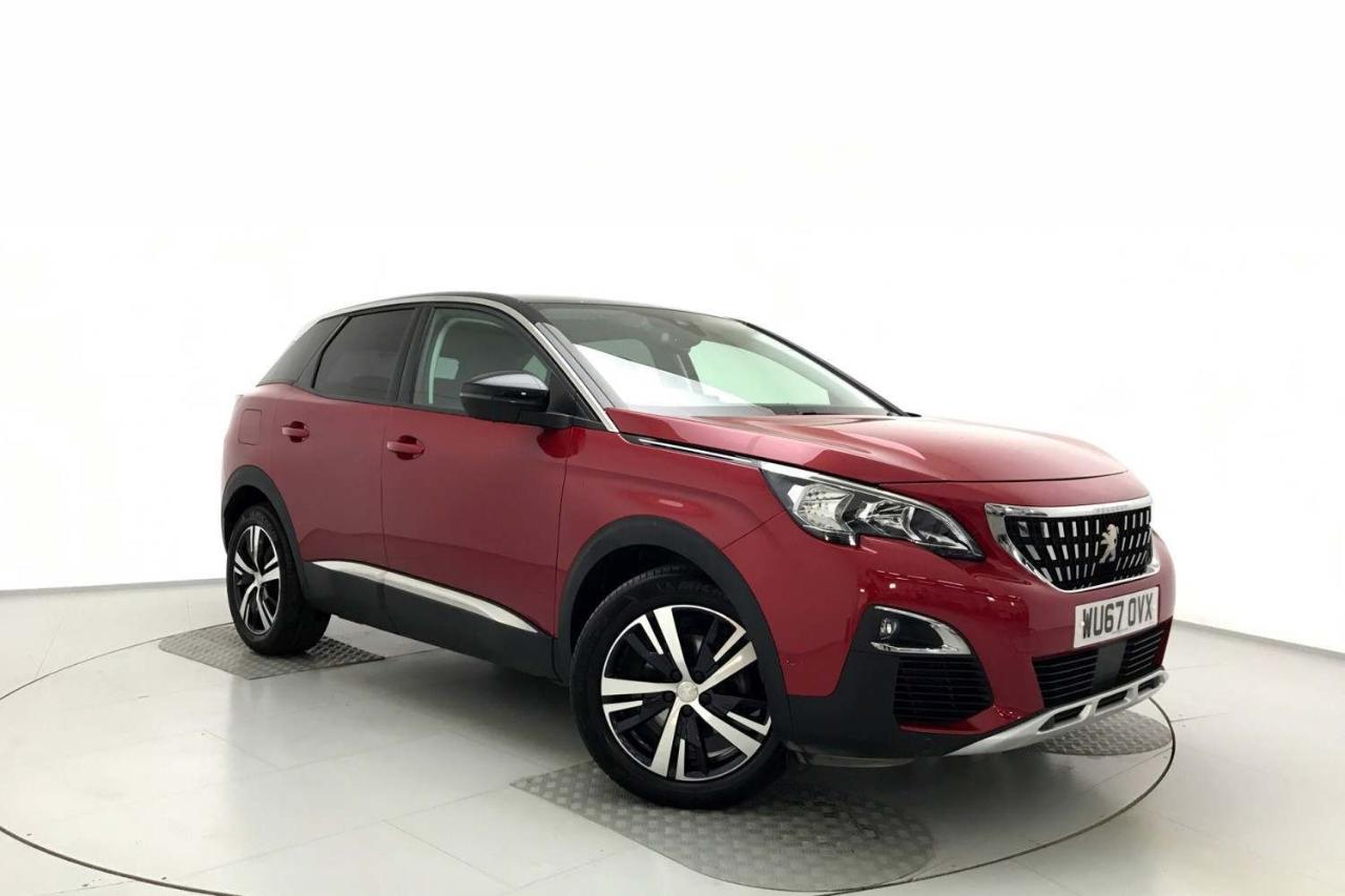 Peugeot 3008 1.6 BlueHDi Allure EAT (s/s) 5dr