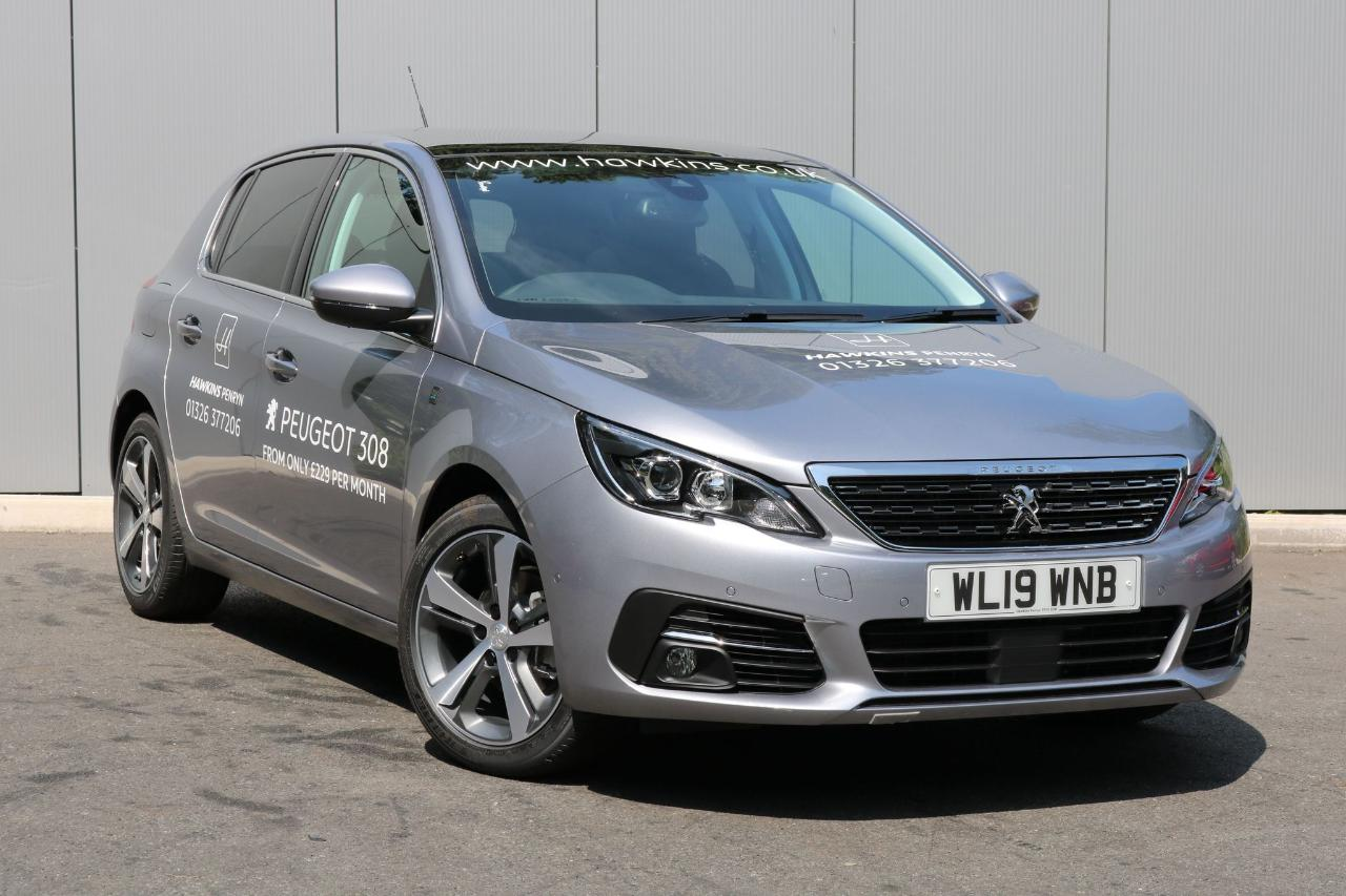 Peugeot 308 1.2 PureTech Tech Edition 130 BHP