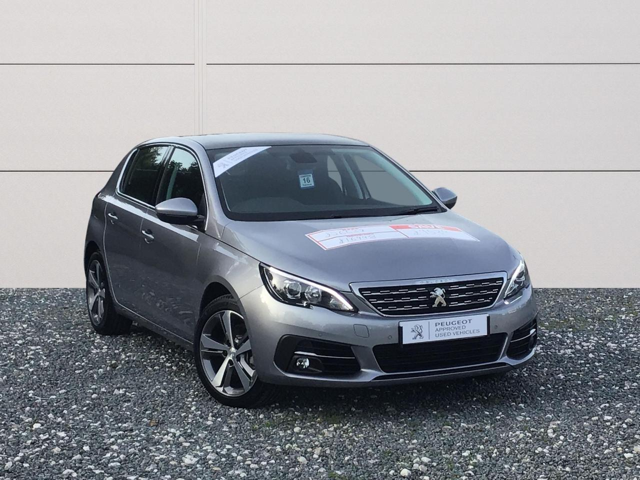 Peugeot 308 1.5 BlueHDi Allure EAT (s/s) 5dr