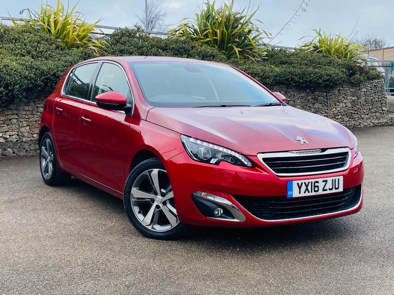 Peugeot 308 1.6 BlueHDi Allure EAT6 (s/s) 5dr