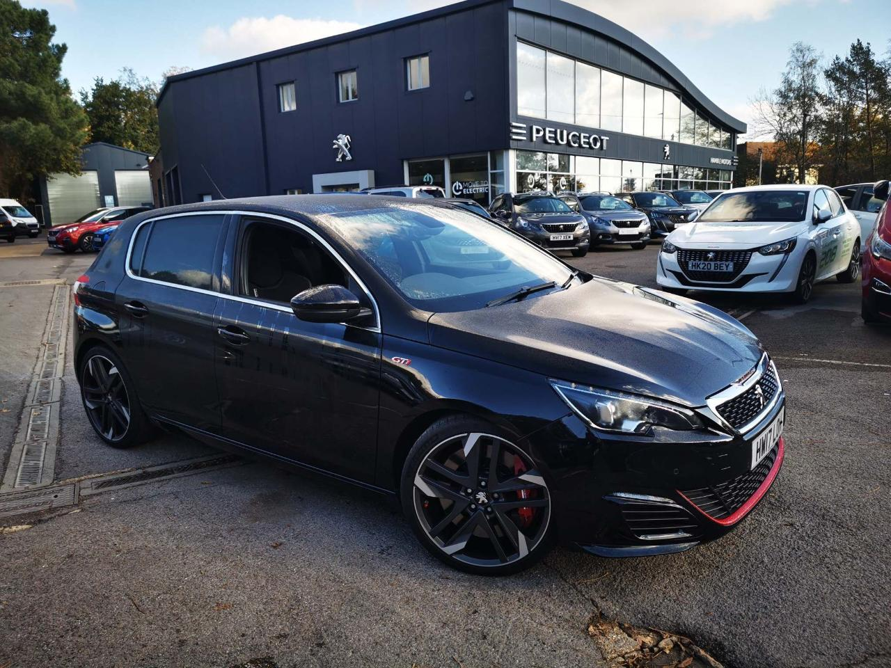 Peugeot 308 1.6 THP GTi 270 by PS (s/s) 5dr