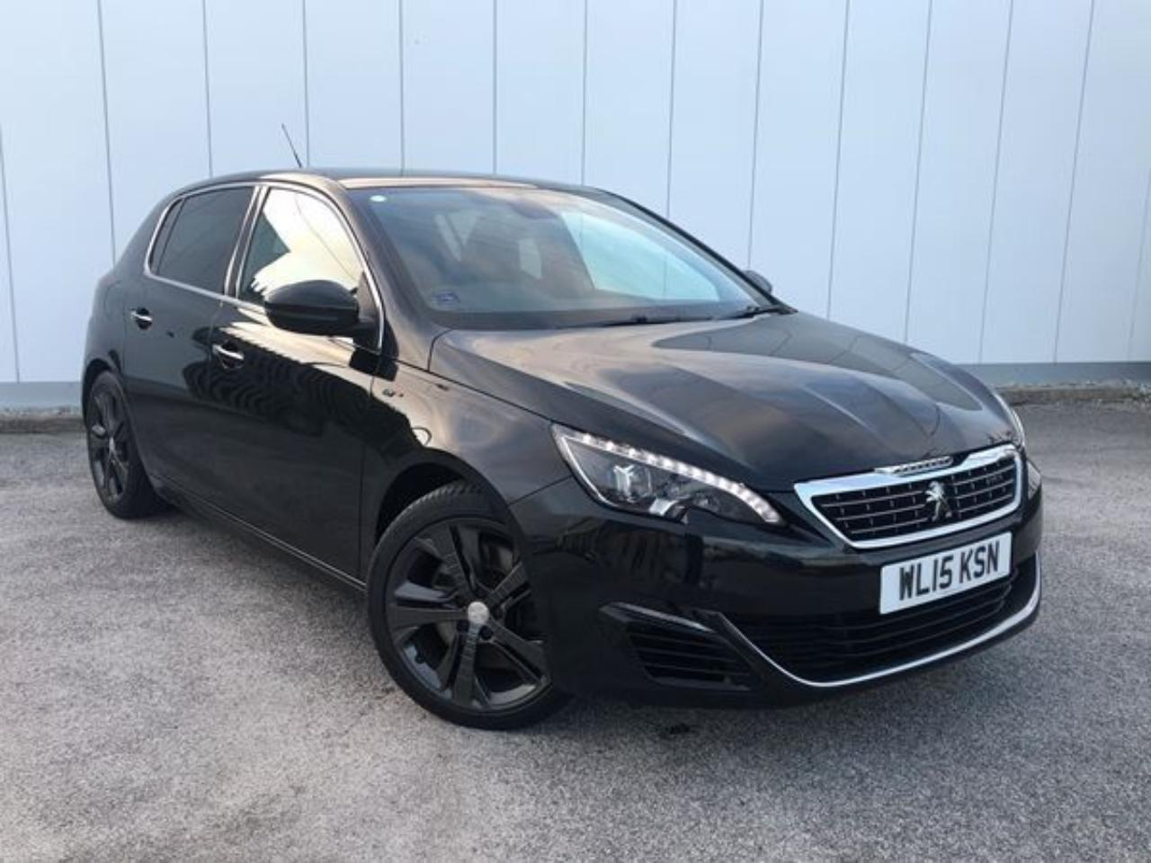 Peugeot 308 2.0 BLUE HDI 180 S/S GT