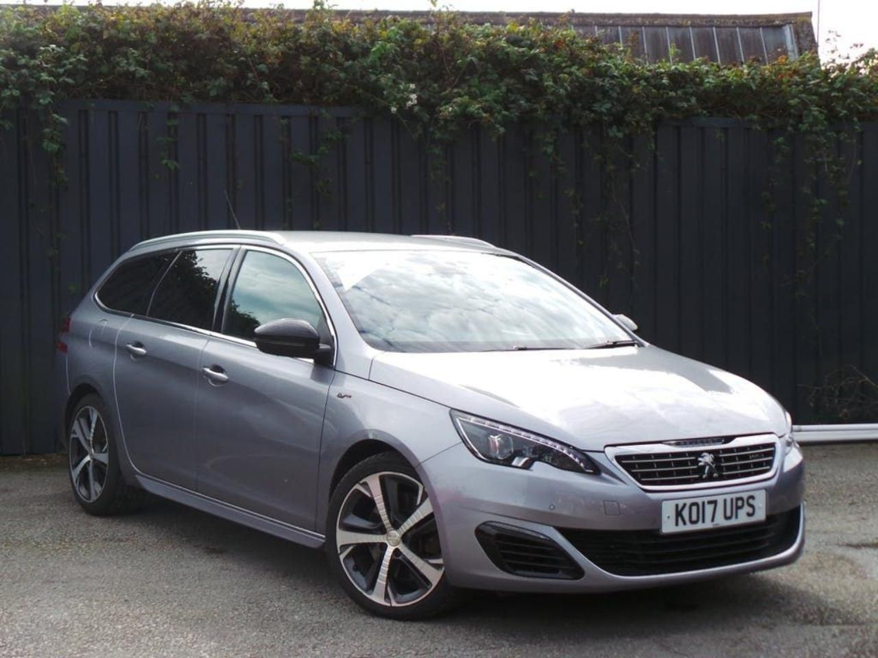 Peugeot 308 SW 2.0 BLUEHDI 180PS GT 5DR EAT6 AUTO