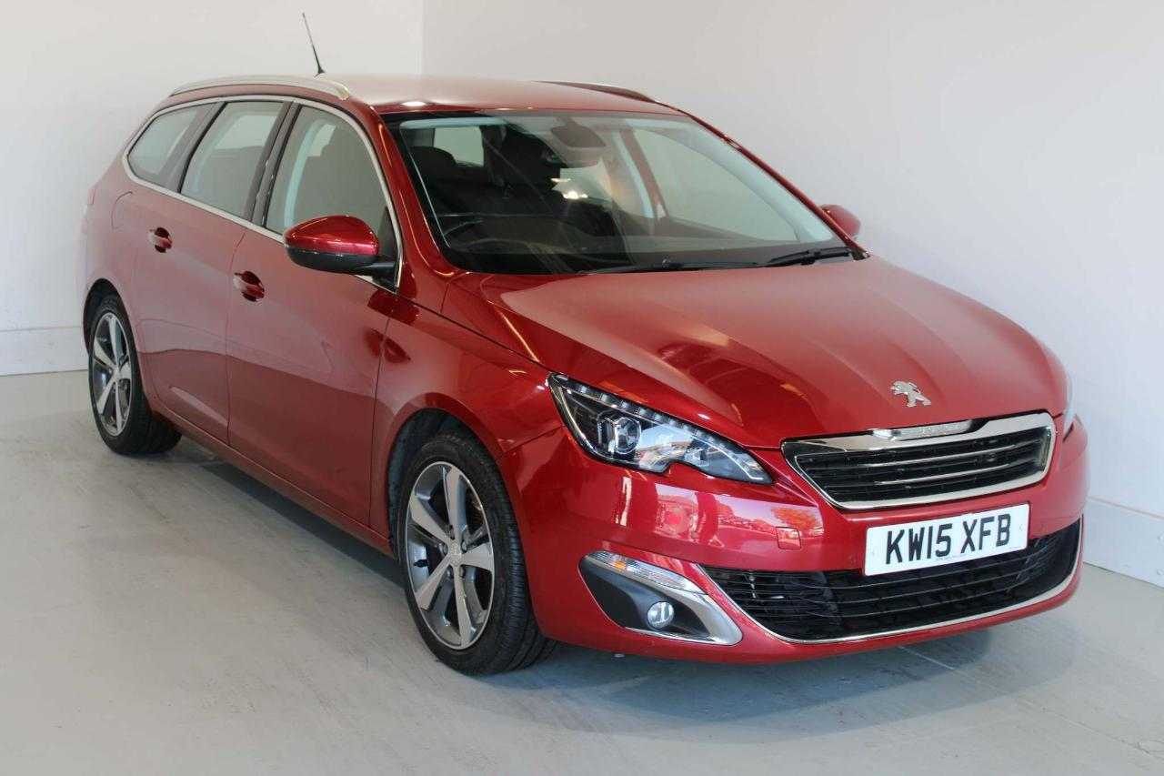 Peugeot 308 SW 2.0 BlueHDi Allure EAT6 5dr
