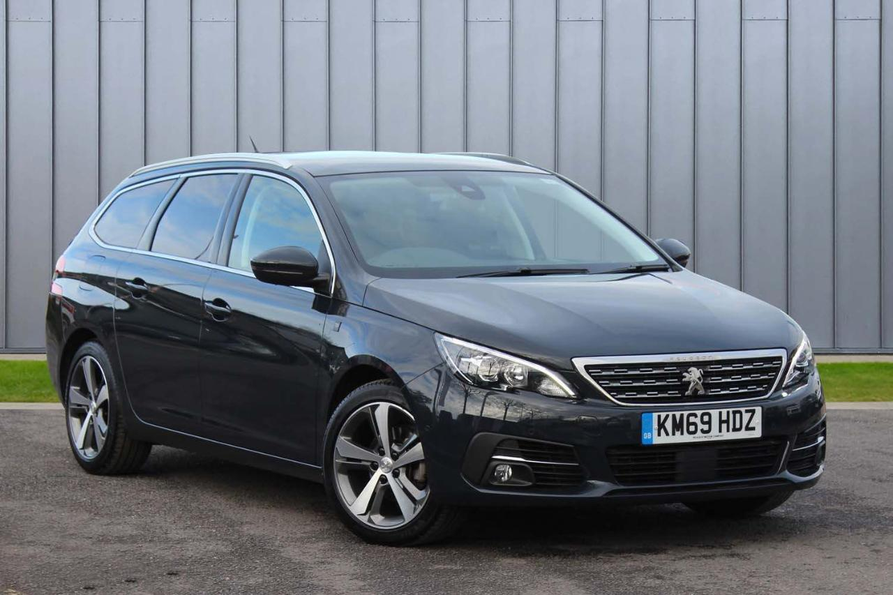 Peugeot 308 SW 1.2 PureTech Tech Edition EAT (s/s) 5dr