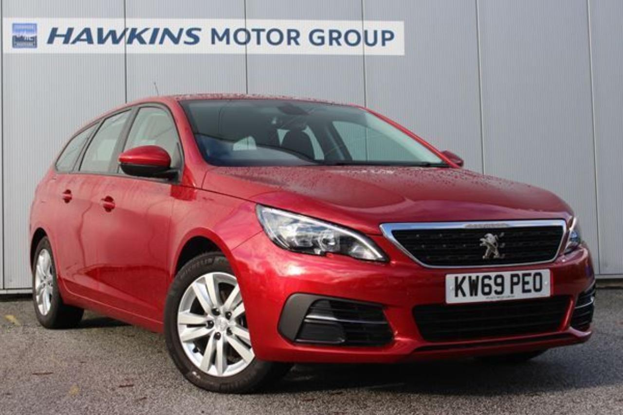 Peugeot 308 SW 1.5 BHDi Active EAT8 130 *8 SPEED AUTOMATIC!*