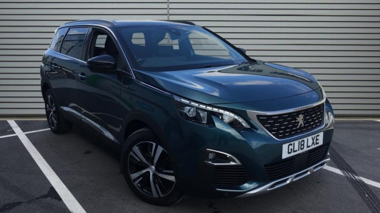 Peugeot 5008 1.6 THP GT Line SUV 5dr Petrol EAT (s/s) (165 ps)