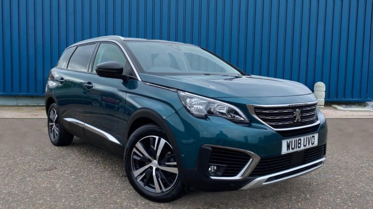 Peugeot 5008 1.6 BlueHDi Allure EAT (s/s) 5dr