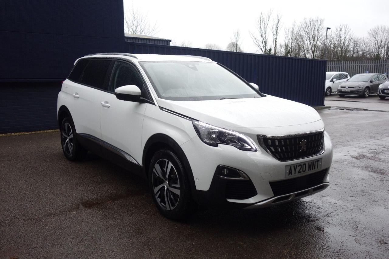 Peugeot 5008 1.5 BlueHDi Allure 5dr EAT8