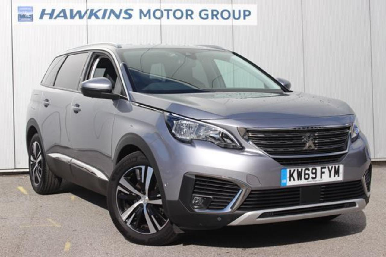 Peugeot 5008 1.5 BHDi Allure 130 * 7 SEATS, 2 IN BOOT SPACE!*