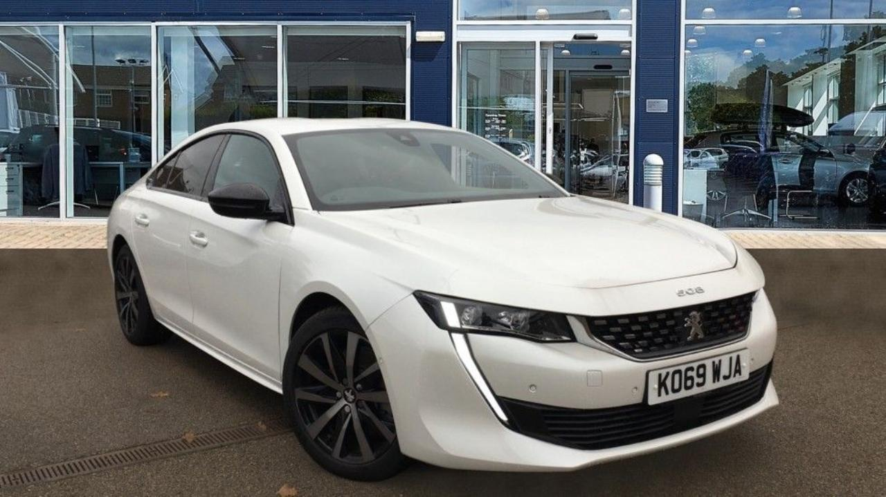 Peugeot 508 1.6 11.8kWh GT Line Fastback EAT (s/s) 5dr