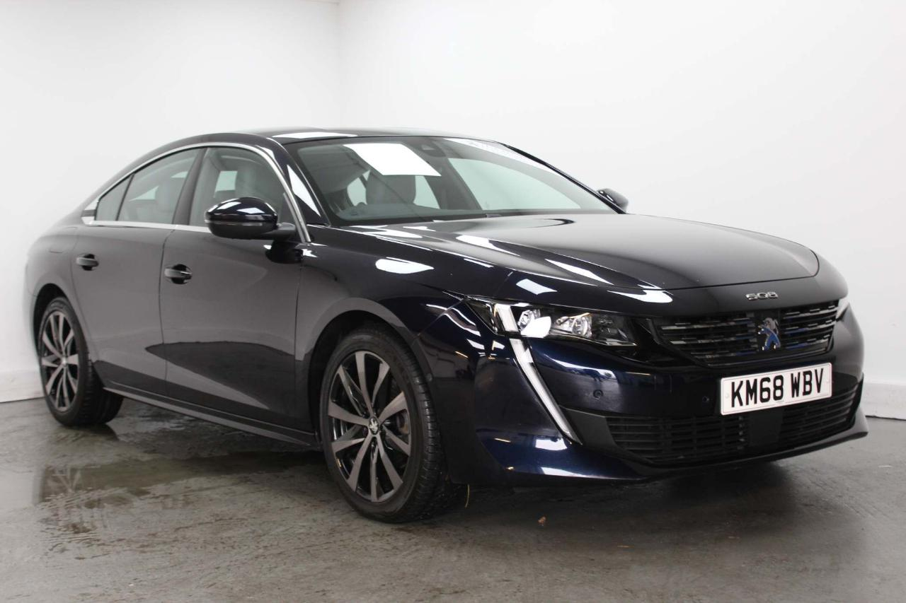 Peugeot 508 1.5 BlueHDi Allure Fastback EAT (s/s) 5dr