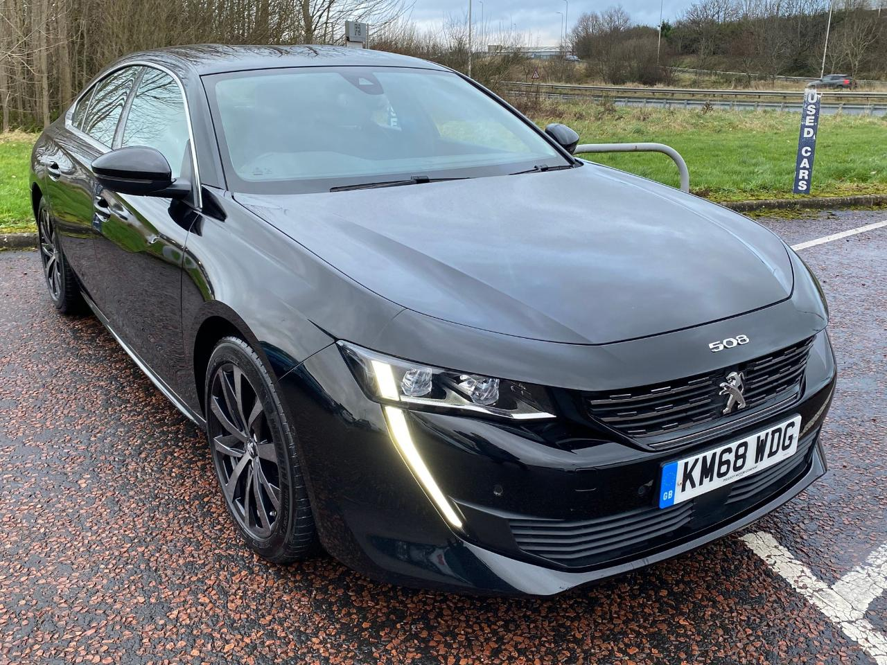 Peugeot 508 1.5 BlueHDi Allure Fastback (s/s) 5dr