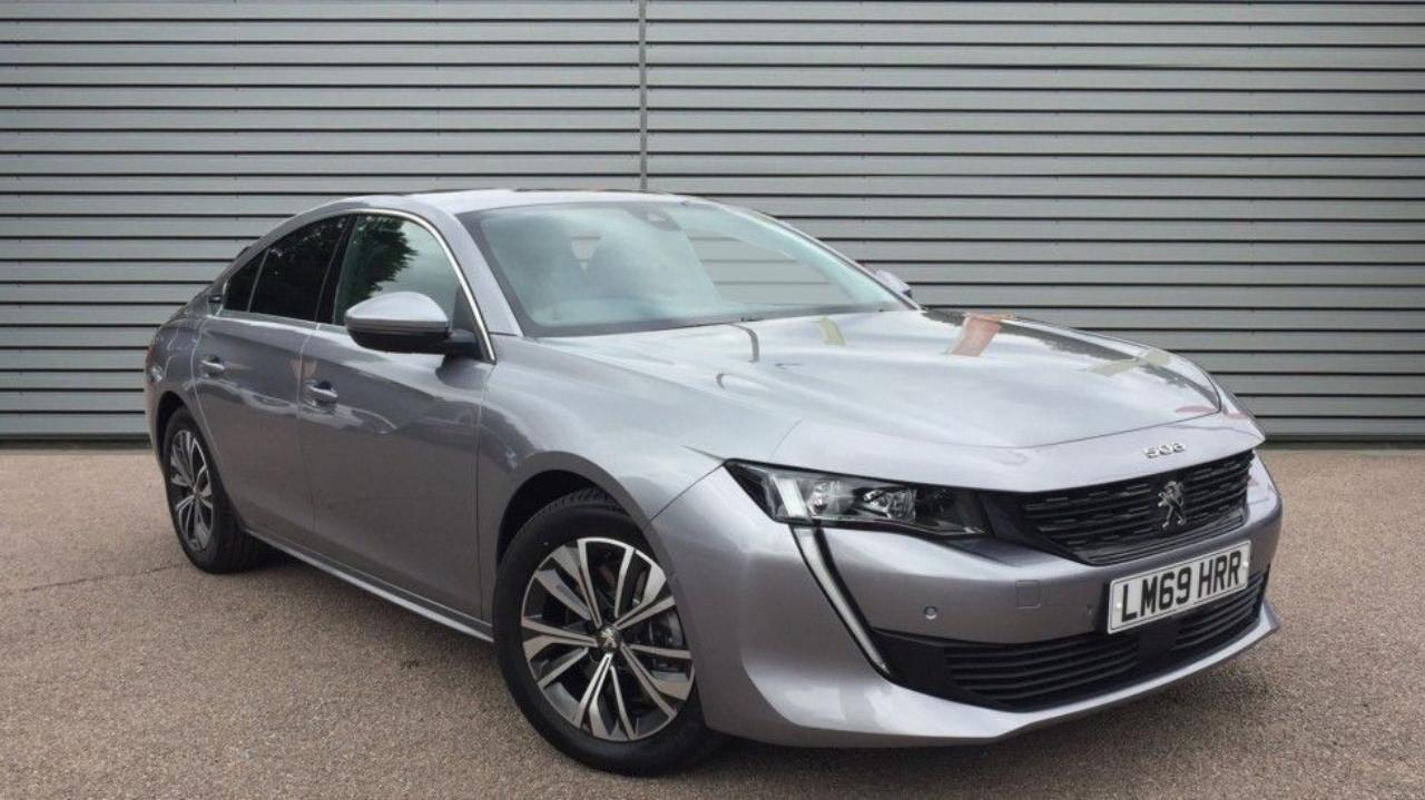 Peugeot 508 1.6 11.8kWh Allure Fastback EAT (s/s) 5dr