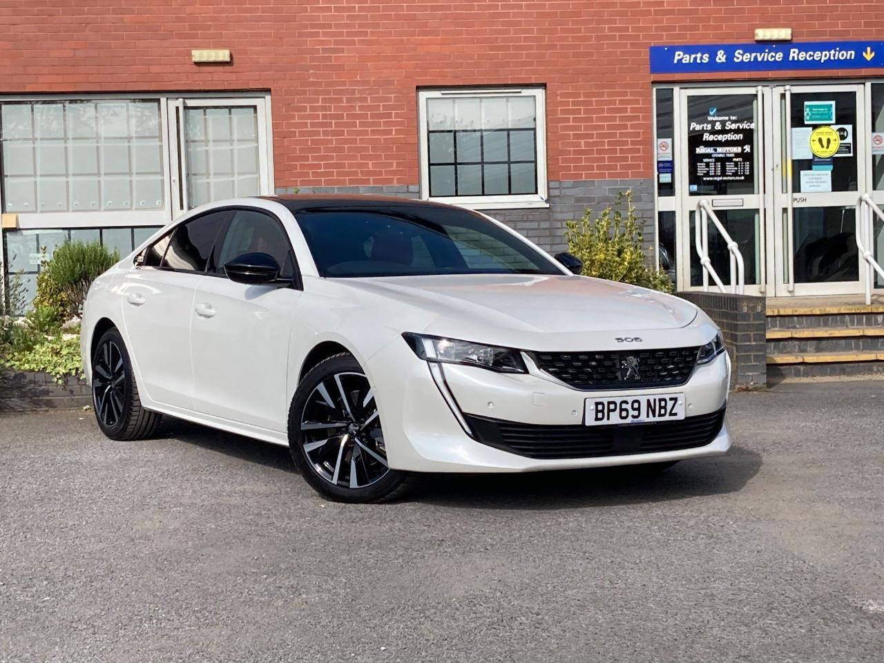 Peugeot 508 1.6 11.8kWh GT Fastback EAT (s/s) 5dr