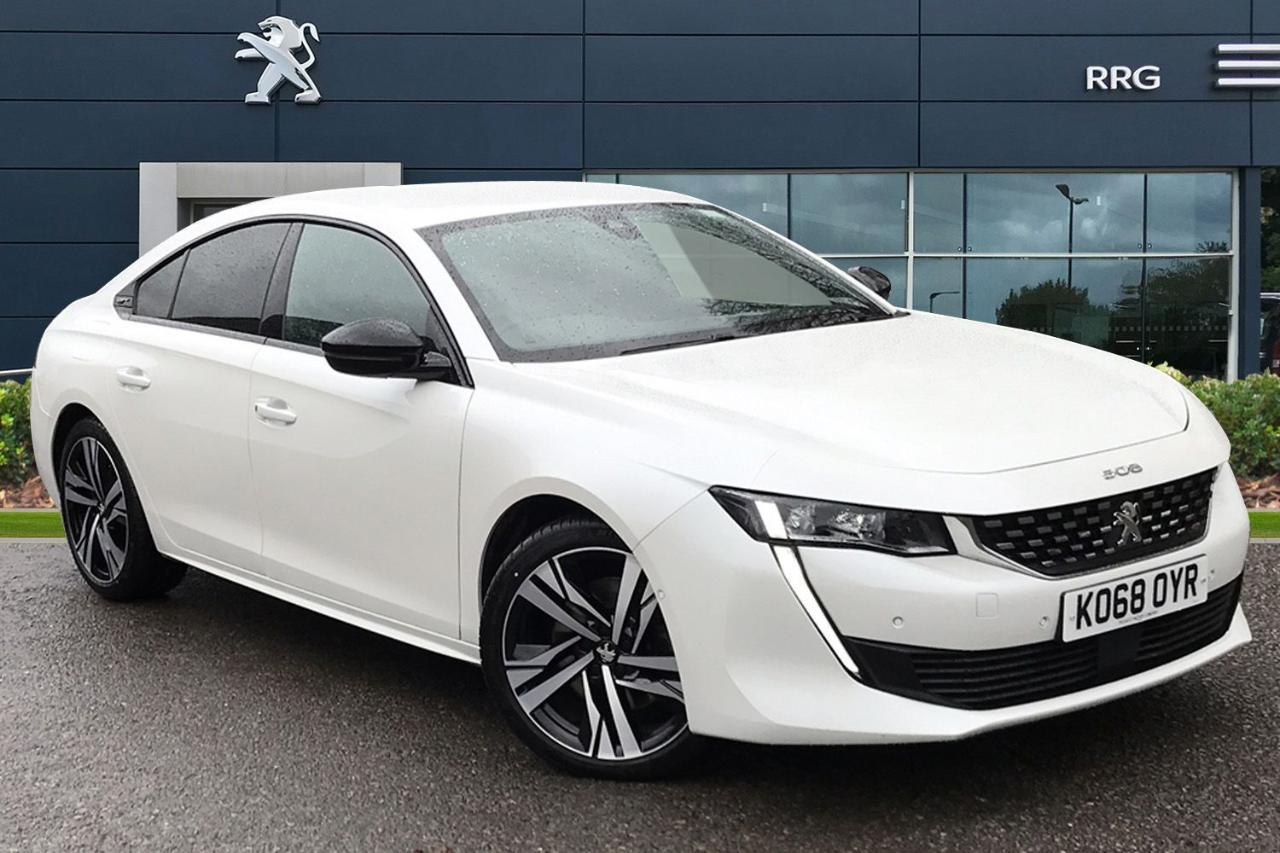 Peugeot 508 2.0 BlueHDi GT Fastback EAT (s/s) 5dr