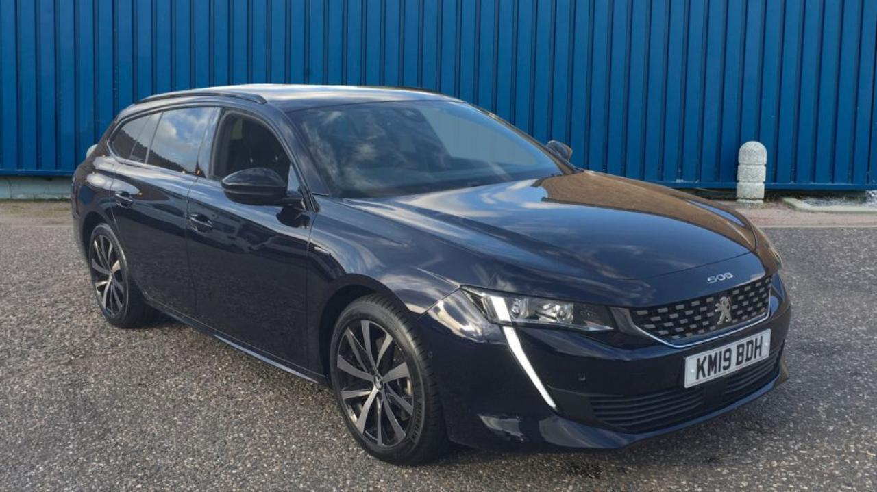 Peugeot 508 SW 2.0 BlueHDi GT Line Estate 5dr Diesel EAT (s/s) (1