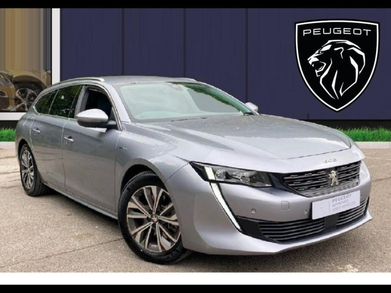 Peugeot 508 SW 1.6 11.8kWh Allure EAT (s/s) 5dr