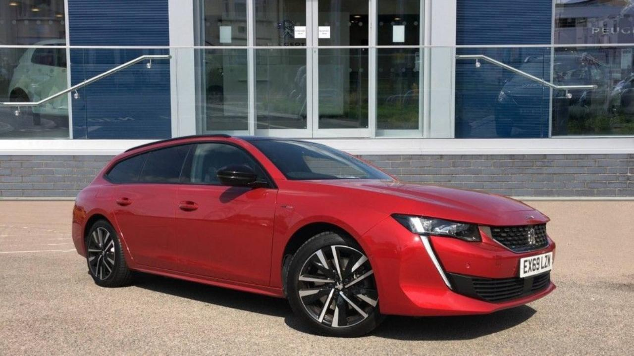 Peugeot 508 SW 1.6 11.8kWh GT EAT (s/s) 5dr
