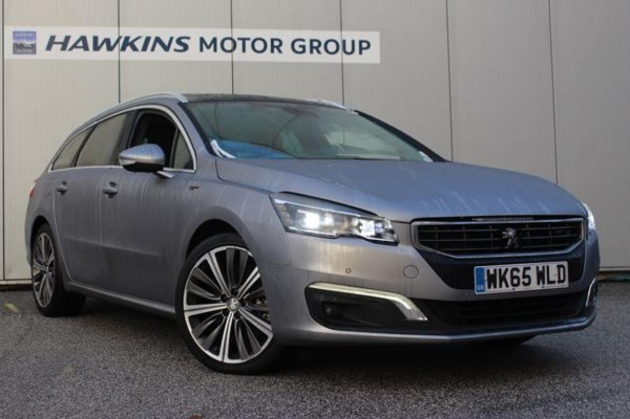 Peugeot 508 SW 2.0 BHDi GT EAT8 180 *FULL LEATHER, GLASS ROOF, 8