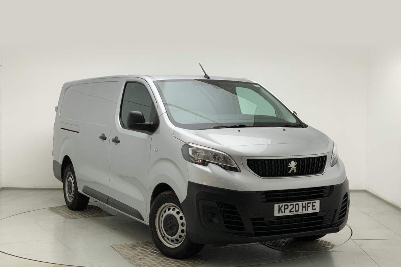 Peugeot Expert 1.5 BlueHDi 1200 Professional Long Panel Van LWB E
