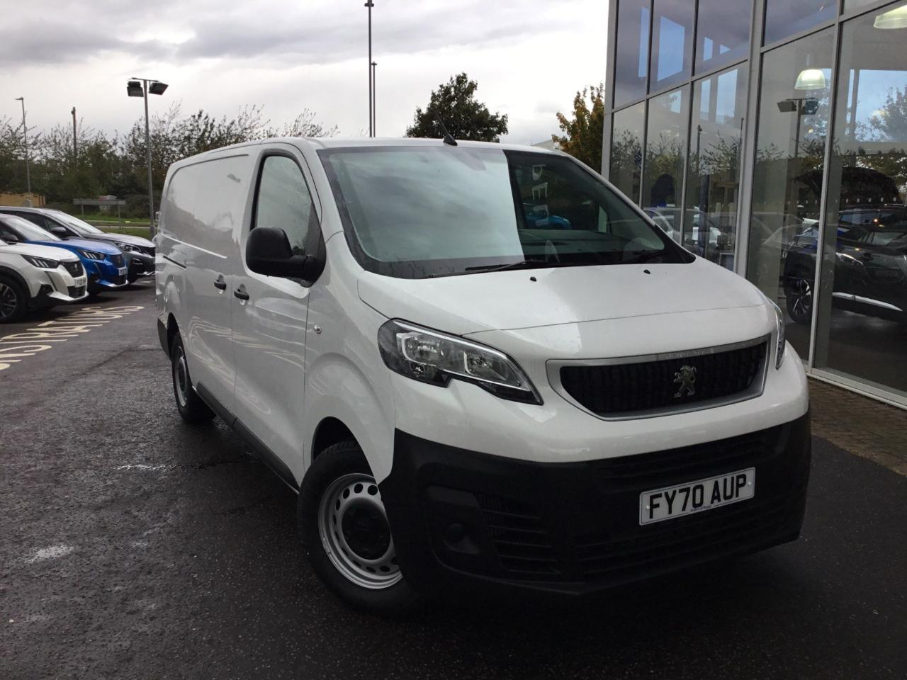 Peugeot Expert 2.0 BlueHDi 1400 Professional Long Panel Van LWB E