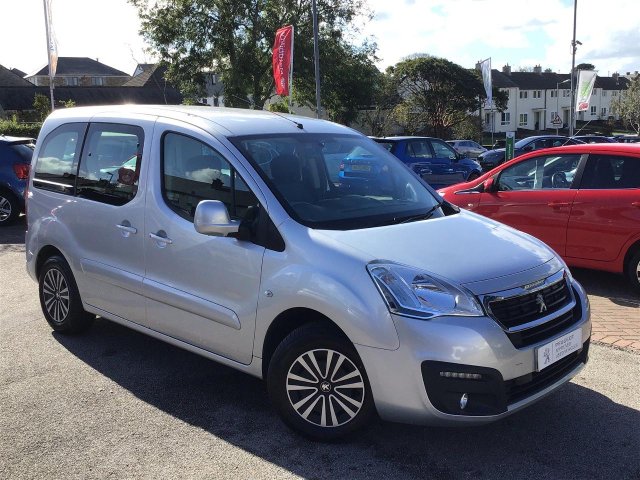 Peugeot Partner Tepee 1.6 BlueHDi Active 5dr