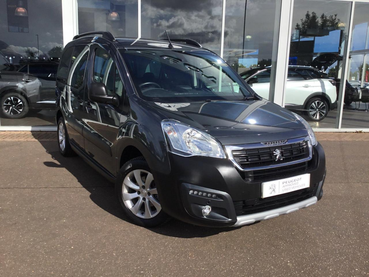 Peugeot Partner Tepee 1.6 BlueHDi Outdoor (s/s) 5dr