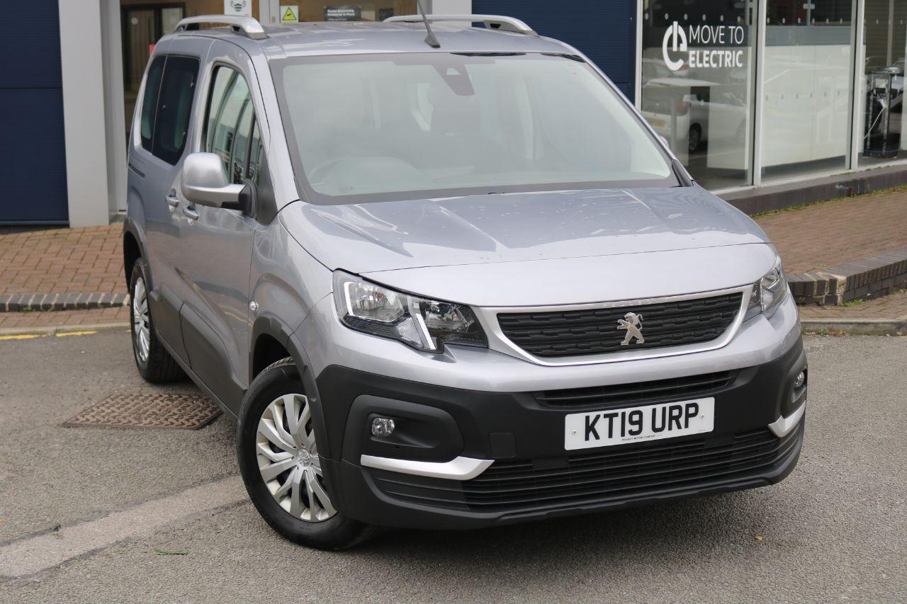 Peugeot RIFTER 1.5 BlueHDi 100 Active 5dr Estate