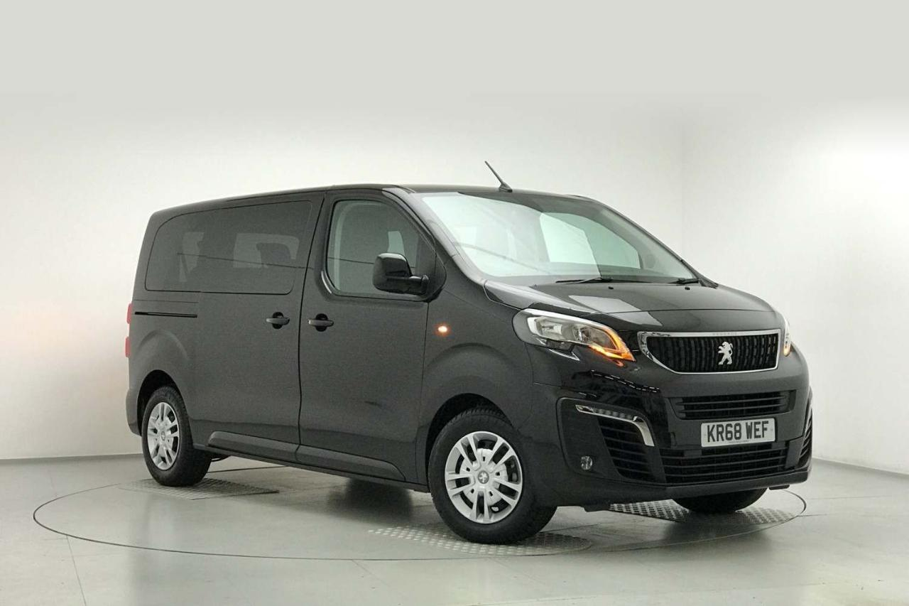 Peugeot Traveller 1.5 BlueHDi Business Standard MPV (s/s) 5dr (8 Sea