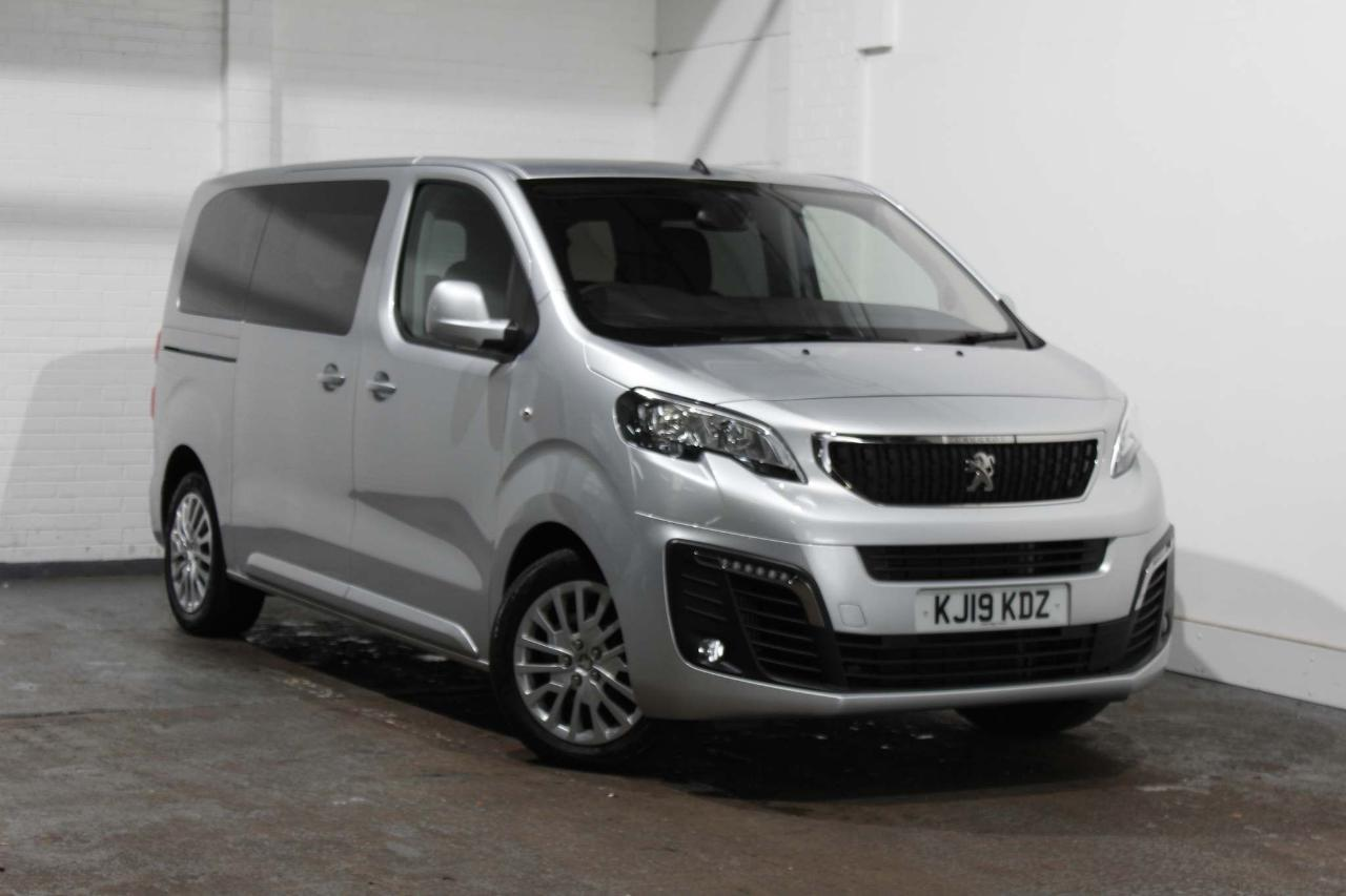 Peugeot Traveller 1.5 BlueHDi Active Standard MPV (s/s) 5dr (8 Seat)