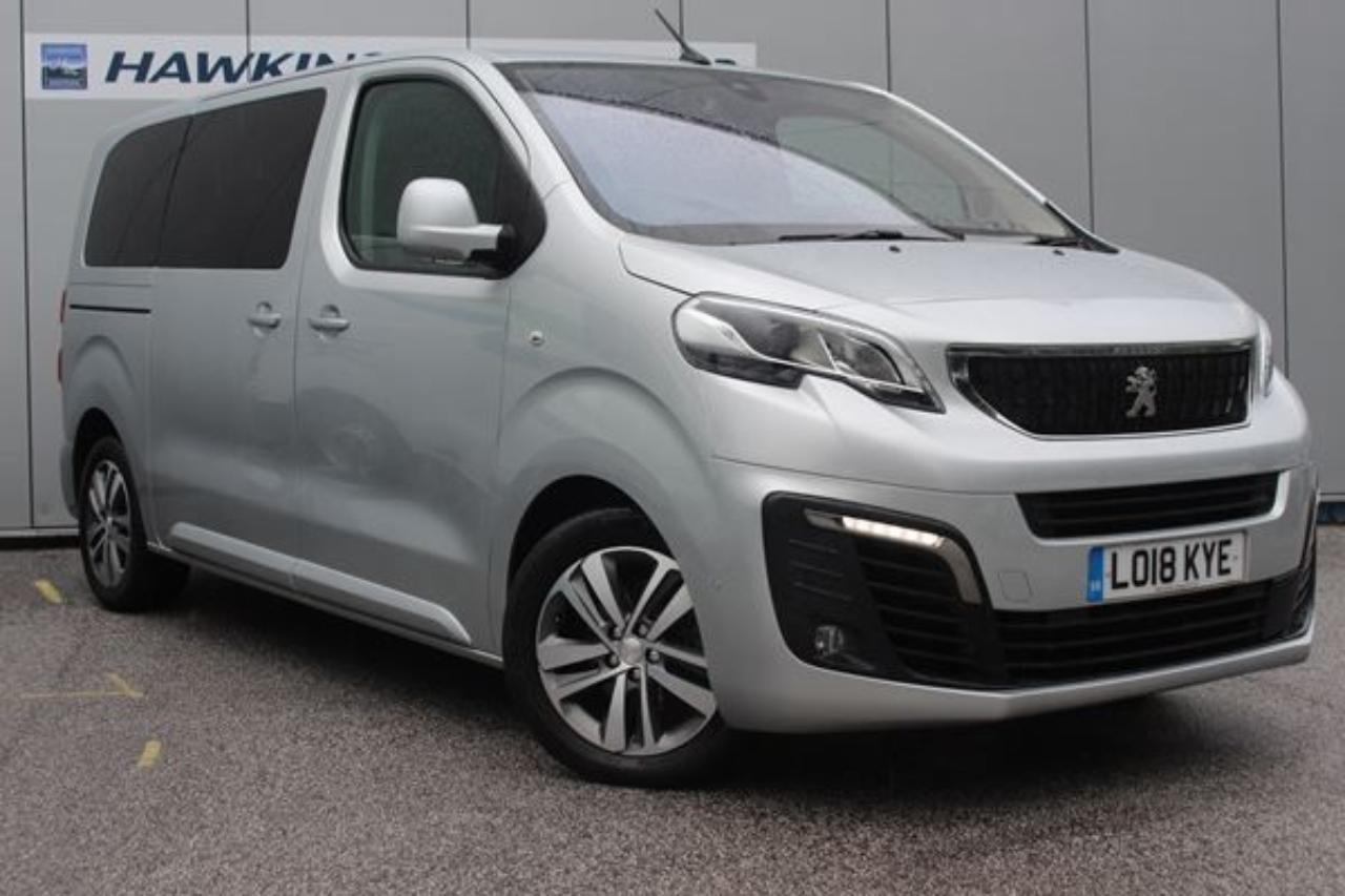 Peugeot Traveller 2.0 BHDi Allure Standard 150 **HOME DELIVERY AVAIL