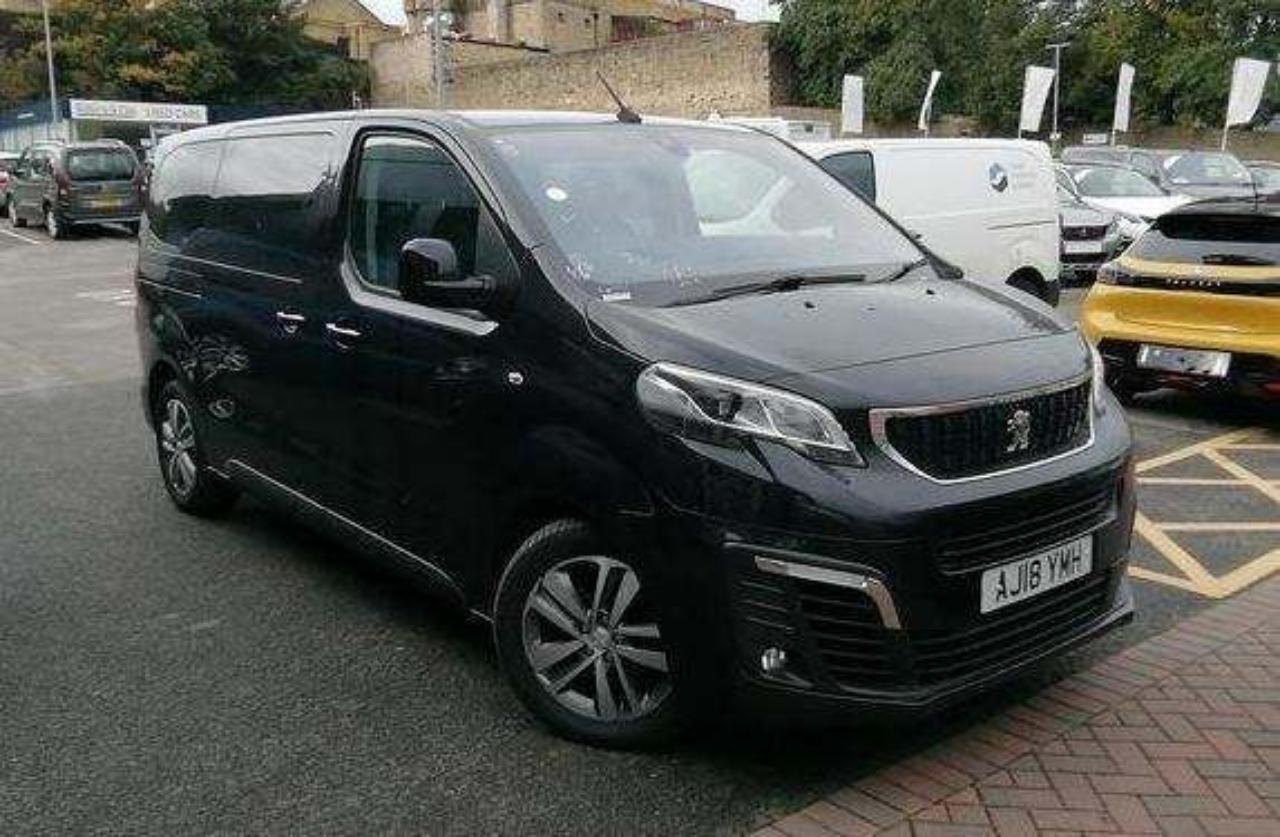 Peugeot Traveller 2.0 BlueHDi Allure Standard EAT (8 Seat)