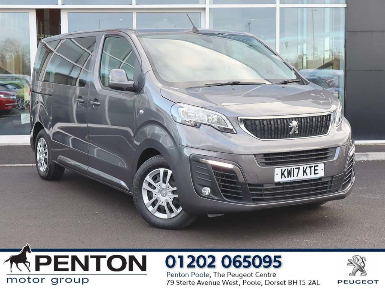 Peugeot Traveller 2.0 BlueHDi Business Standard MPV (s/s) 5dr (8 Sea