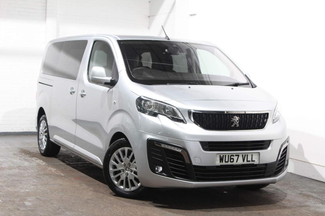 Peugeot Traveller 1.6 BlueHDi Active Standard MPV (s/s) 5dr (5 Seat)