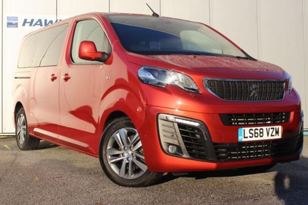 Peugeot Traveller 2.0 BHDi Allure Standard 150 *HEATED & MASSAGING F
