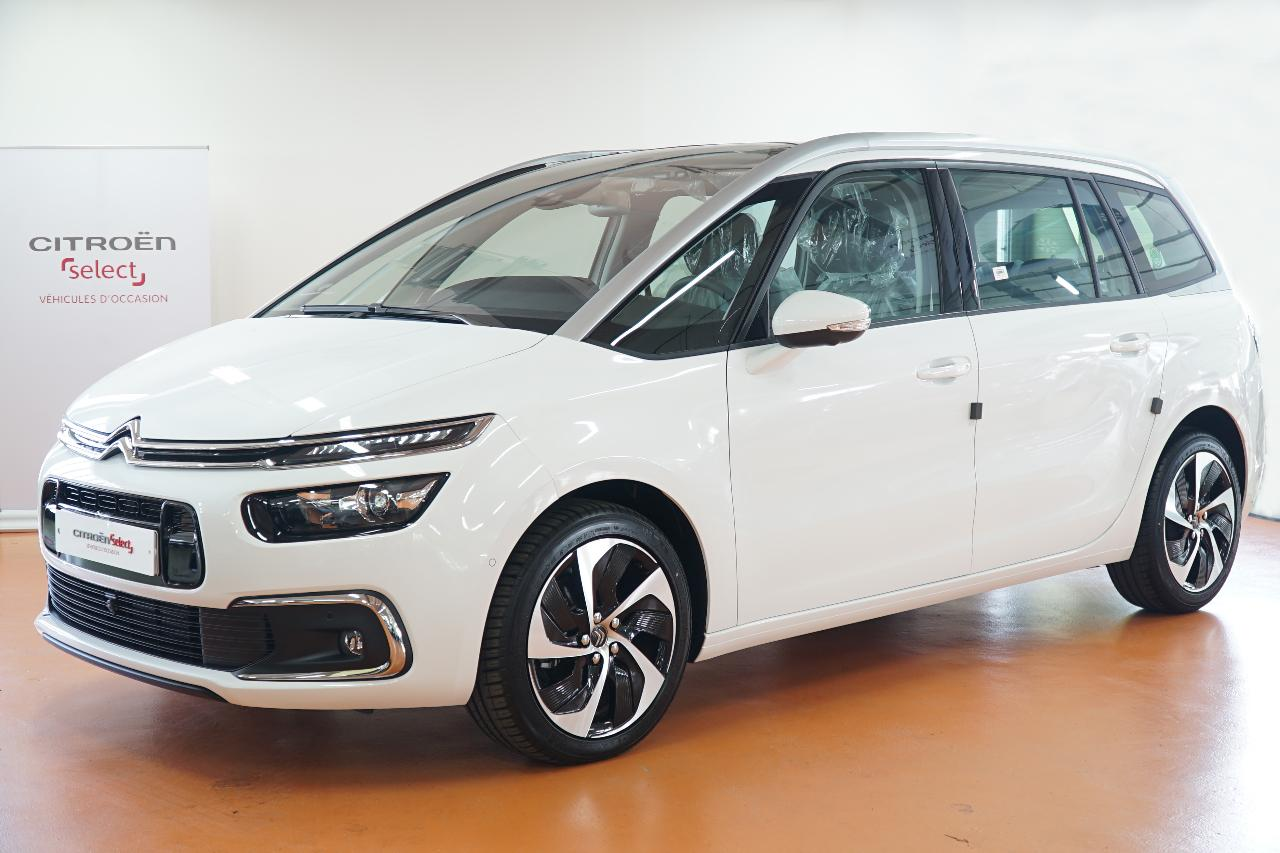 시트로엥 C4 Picasso GRAND C4 PICASSO SHINE 2.0 BLUEHDI