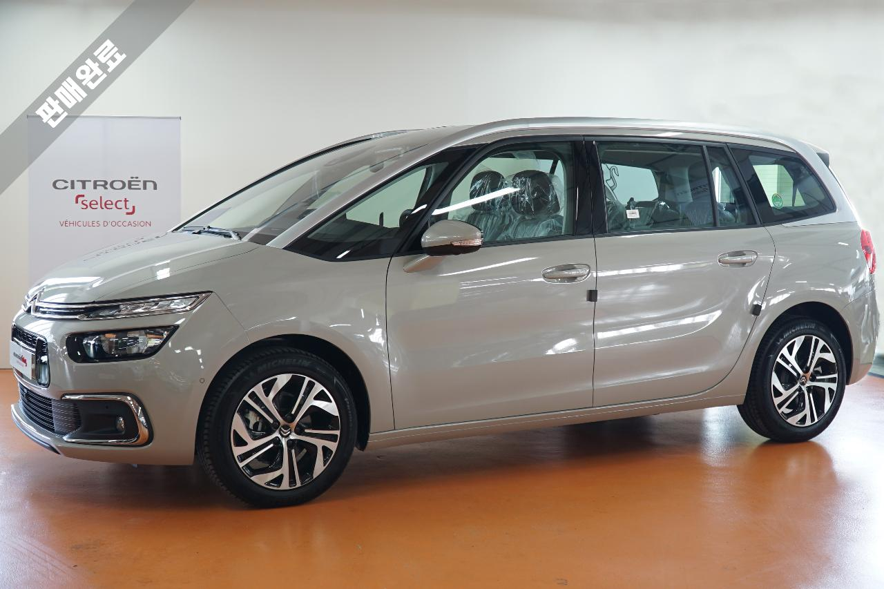 시트로엥 C4 Picasso GRAND C4 PICASSO FEEL 1.6 BLUEHDI